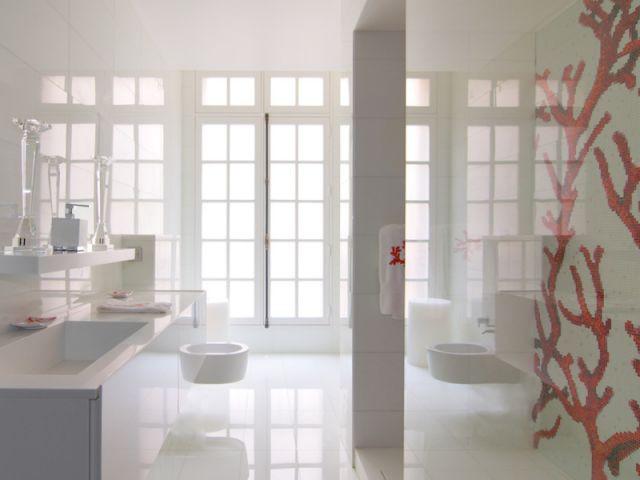 Suite Mademoiselle - Salle de bains - Appartement rue Hoche