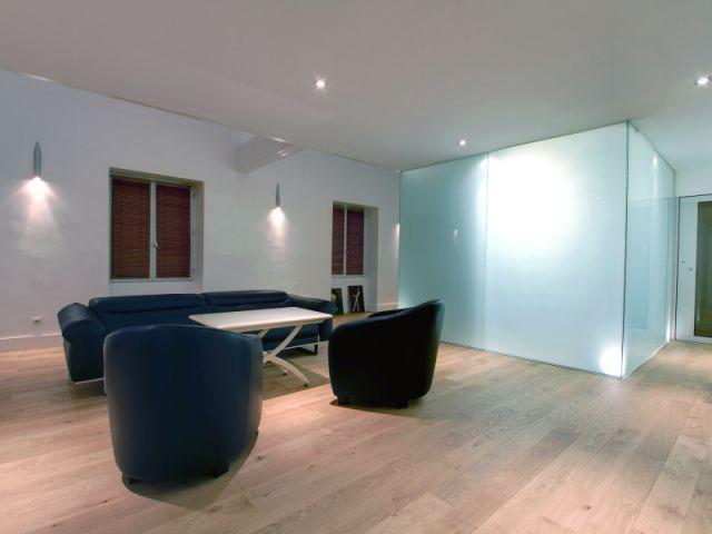 Un duplex tortueux transformé en loft aérien (suite) - Loft Montpellier