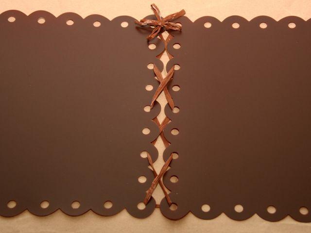 Fabrication d'un chemin de table (suite) - Les ateliers de Mireia