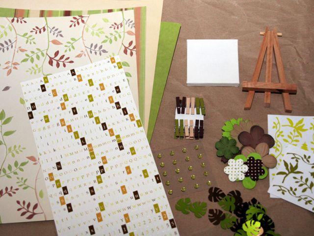 Fabrication d'un menu - Le matériel nécessaire - Les ateliers de Mireia
