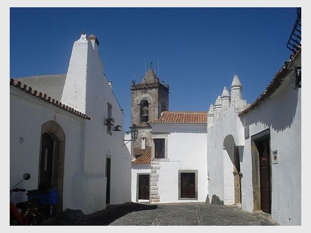 Village portugais - chaux