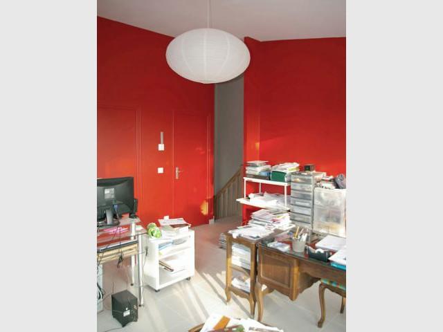 Etage - Reportage maison HQE