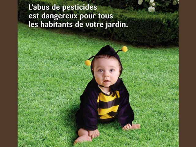 Jardinier sans pesticides