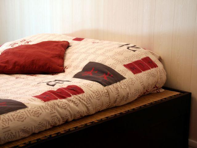 Le lit brut - Les ateliers de Mireia