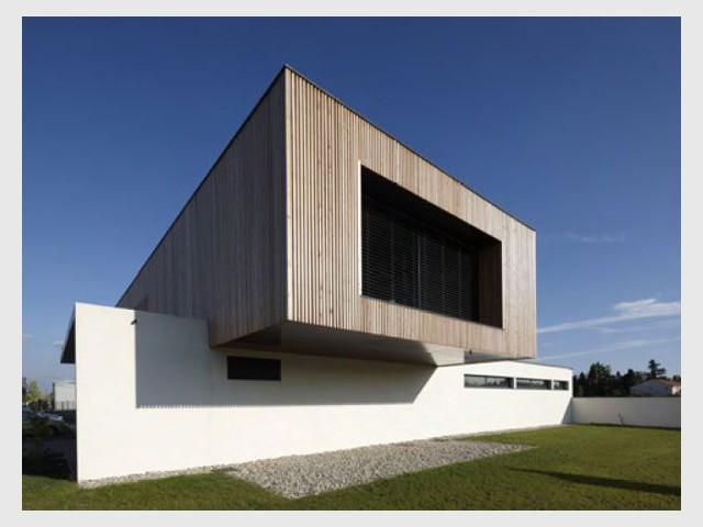 Bureaux agence d'architecture - Agence BBC à Vaulx-en-Velin (69)