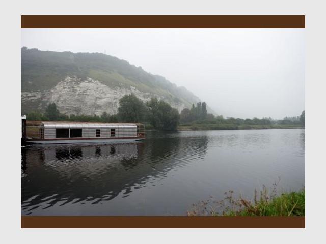 Maison flottante 2006 - Expo Bouroullec