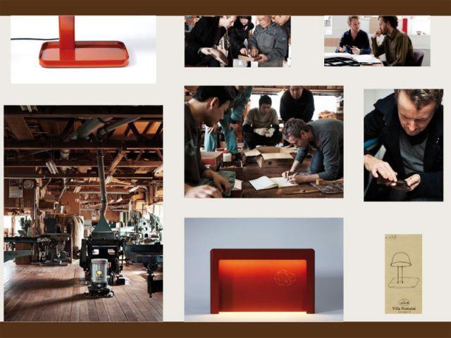 Dans les ateliers - Expo Bouroullec