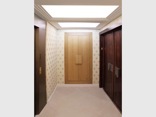 Ascenseur - Appartement B