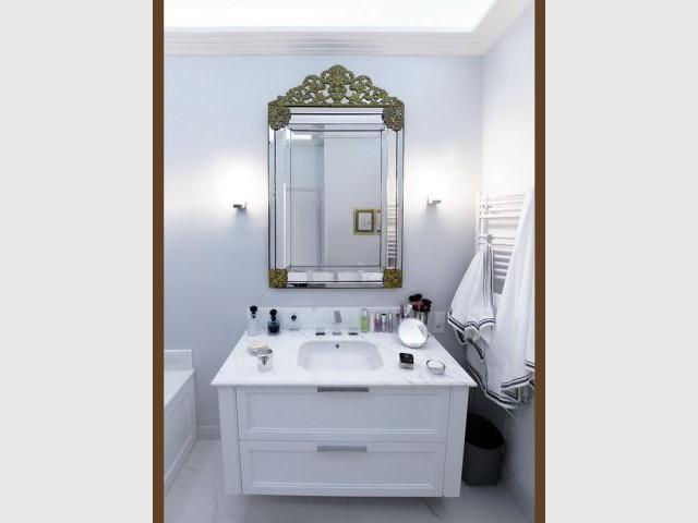 Salle de bains de Madame - Appartement B