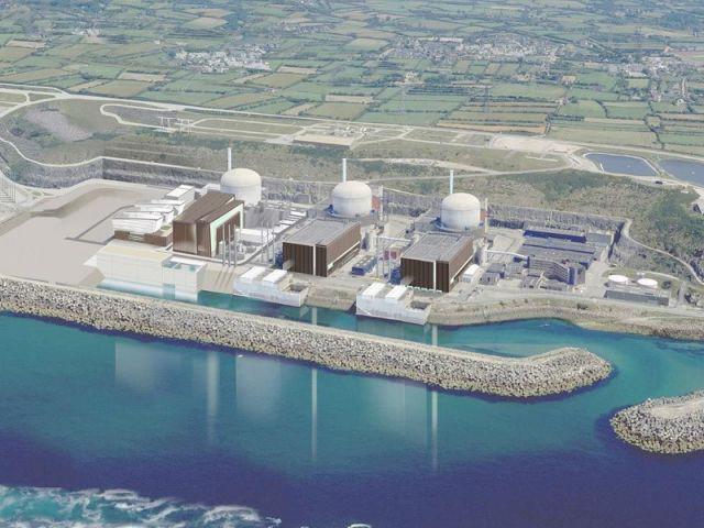 Centrale nucléaire flamanville