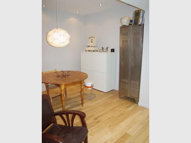 Coin salon - Appartement Montmartre