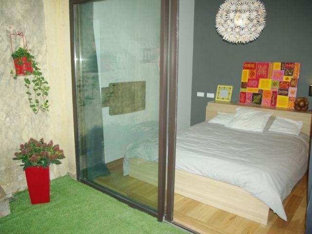 Chambre parentale - Appartement Montmartre