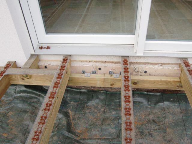 Terrasse à clipper : mode d'emploi (suite) - Architecture du Bois