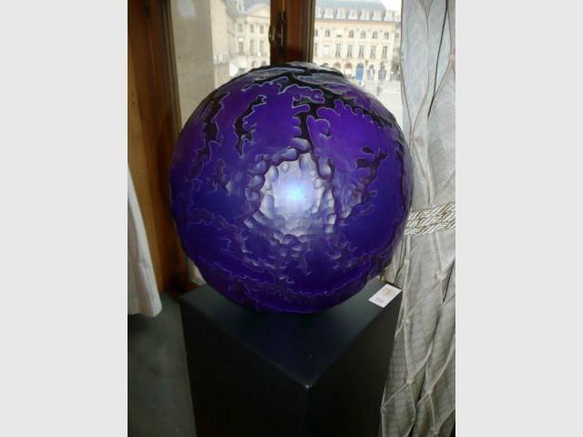 """""""Océan dragon"""" - Maison Parisienne - Exposition place Vendôme"""