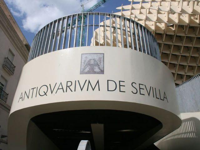 Musée d'archéologie - Parasol Seville Finnforest