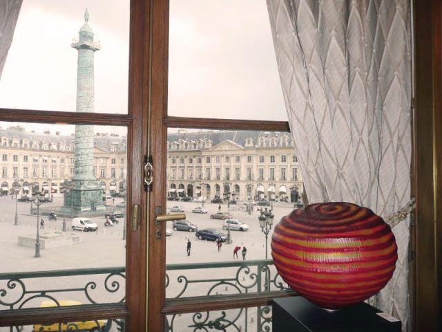 Maison Parisienne - Exposition place Vendôme