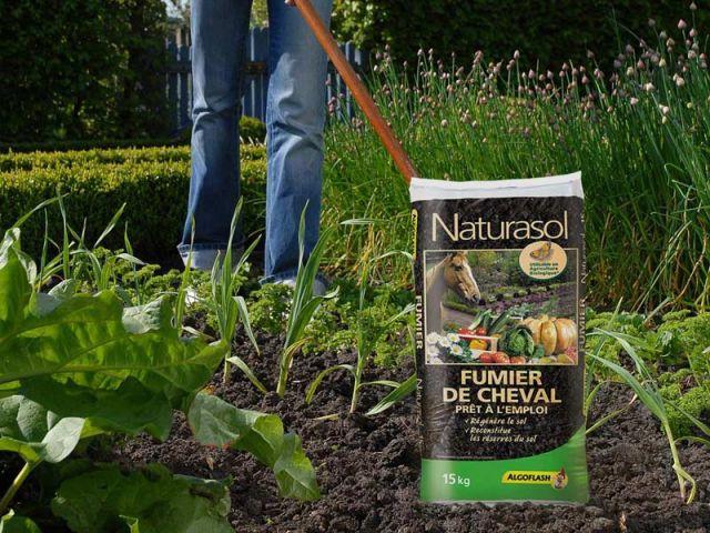 Nourrir le sol - Préparer son jardin au printemps