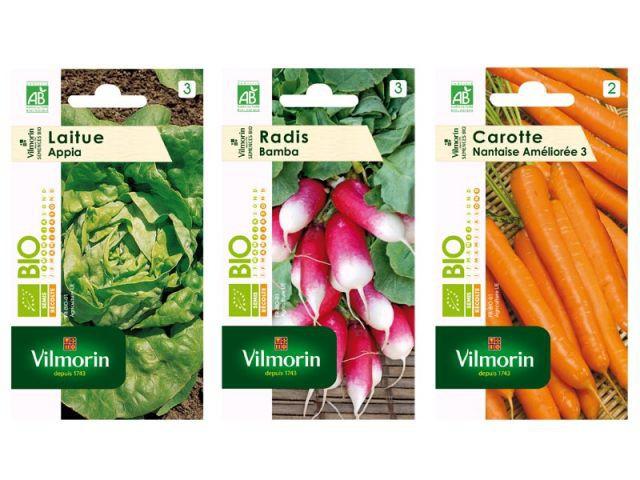 Semer des légumes - Préparer son jardin au printemps