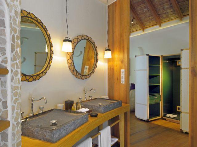 Beach villa - Salle de bains - Moofushi Resort