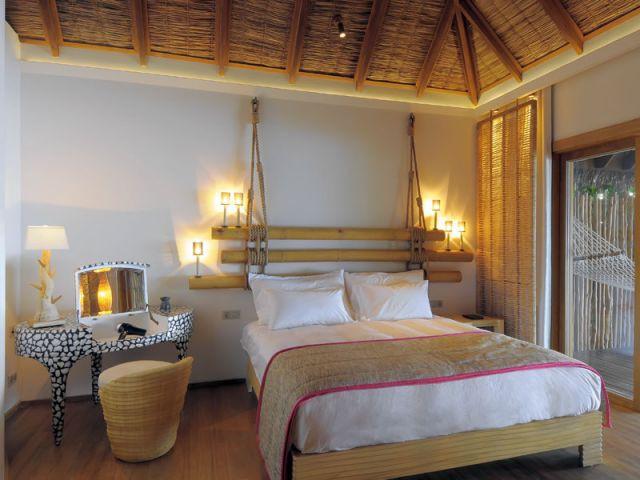 Nature et sophistication - Moofushi Resort