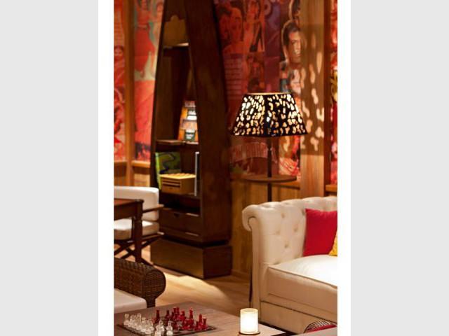 Salon Entertainement Lounge - Moofushi Resort