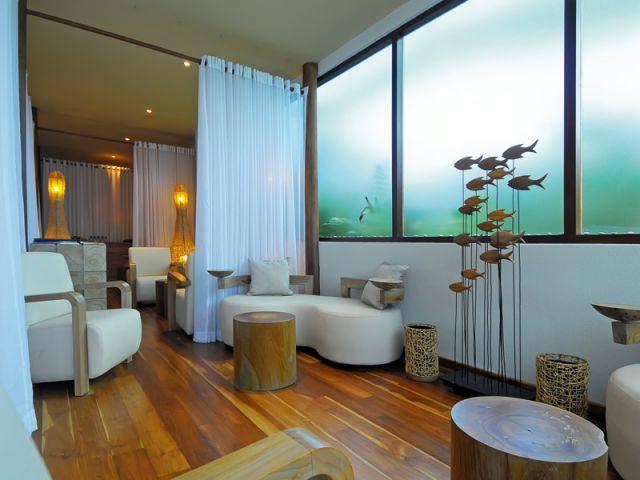 Salon Departure lounge - Moofushi Resort