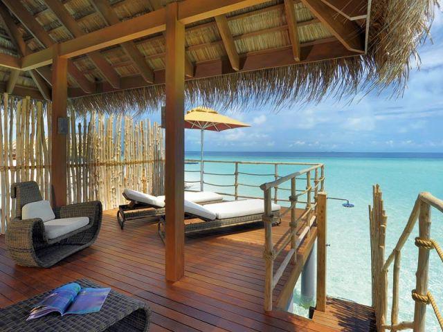 En aparté avec... Marc Hertrich et Nicolas Adnet, architectes - Moofushi Resort