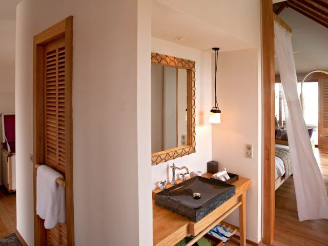 Senior villa - salle de bains - Moofushi Resort