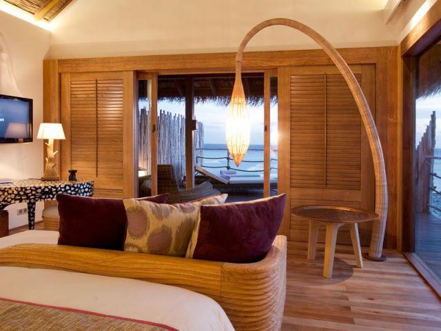 Senior villa - chambre - Moofushi Resort