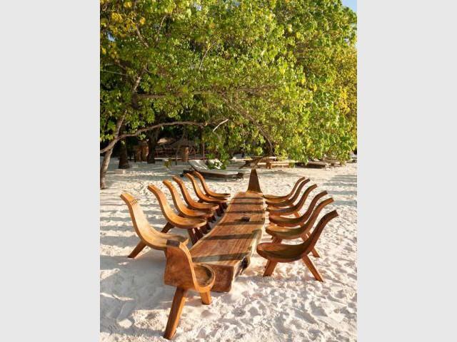 Bar Totem - Moofushi Resort
