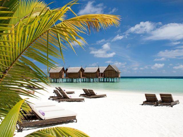 Villas sur pilotis  - Moofushi Resort
