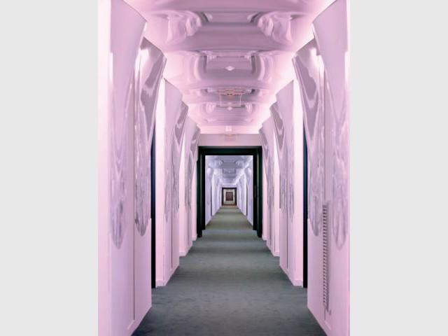 Couloir principal - Quality Suites®