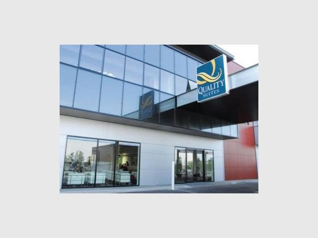 Vue extérieure - Quality Suites®