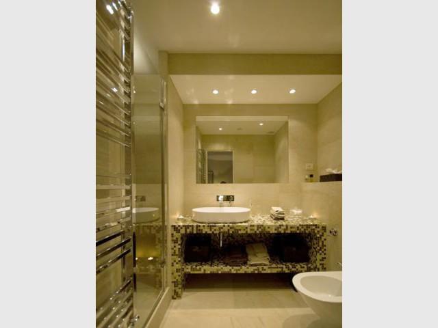 Salle de bains - Reportage studio paris