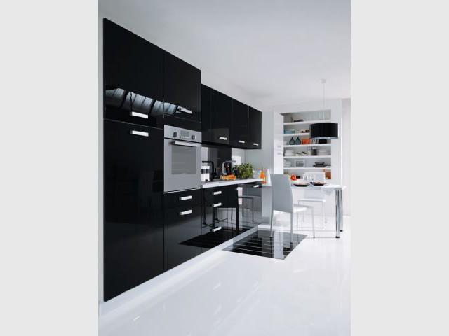 Chicissime et imposante - 12 cuisines à moins de 3000 euros