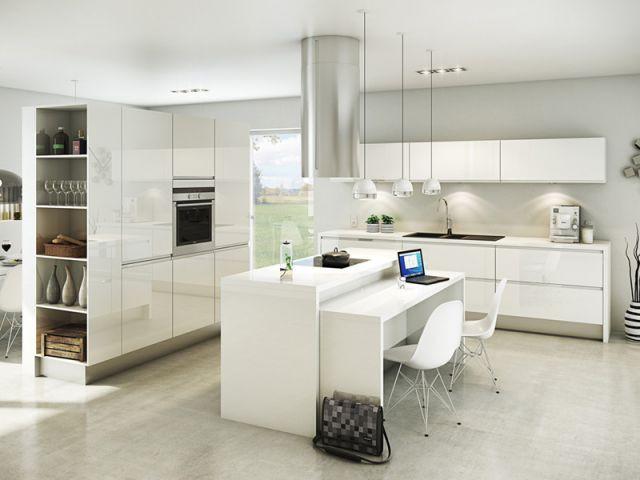 Pure et centrale - 12 cuisines à moins de 3000 euros