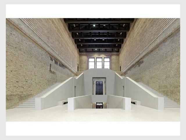 Un musée alliant architecture contemporaine, de restauration et d'art - Neues Museum de Berlin