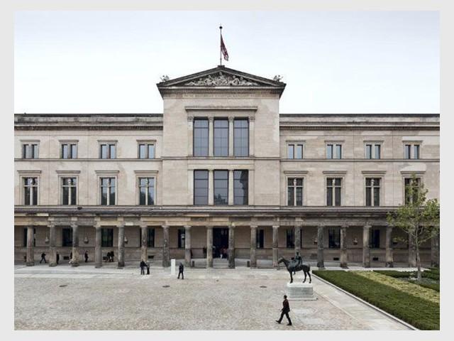 Neues Museum de Berlin