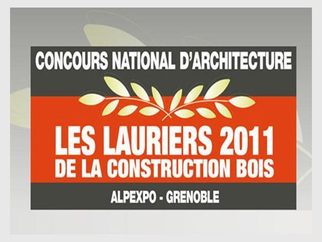 Laurier construction bois