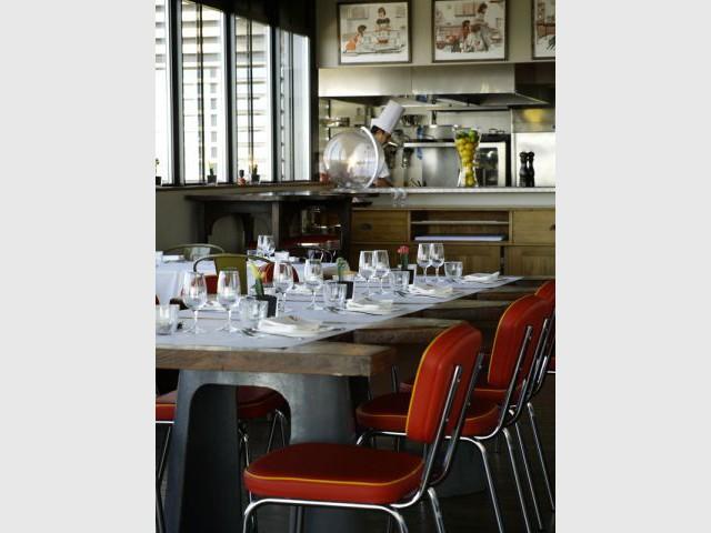 Cuisine-à-manger - Reportage Ermitage