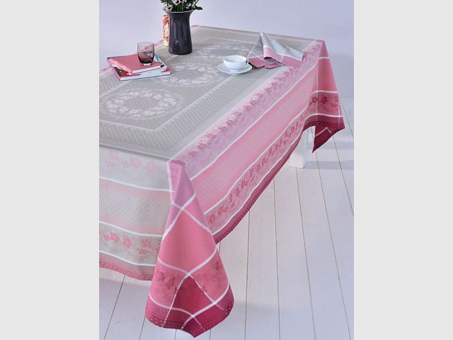 N°8 : Linge de table - Top listes mariage