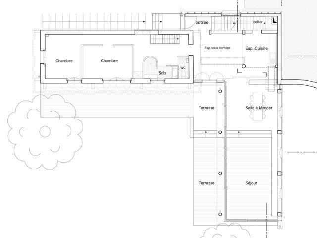Plan des travaux - Reportage La Celle St Cloud
