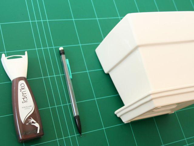 Pas à pas 3 : le matériel - Les Ateliers de Mireia