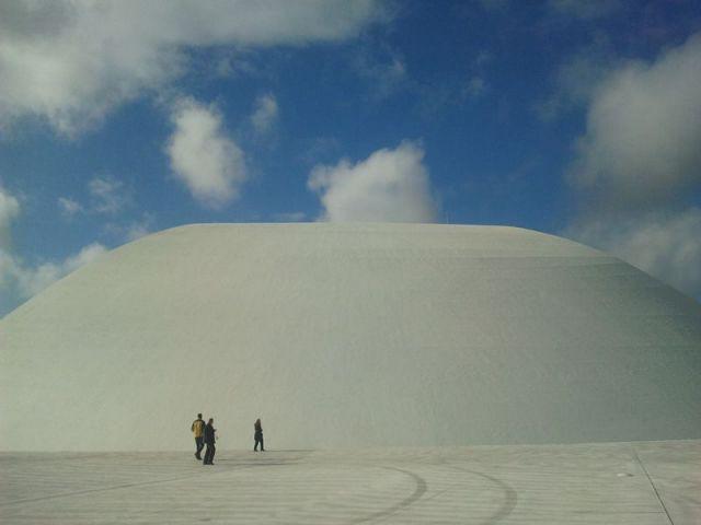 Auditorium du centre culturel Niemeyer - Centro Niemeyer