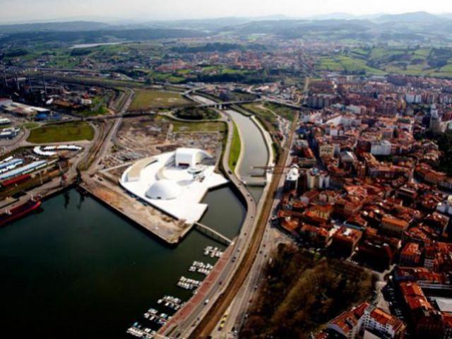 L'ile de l'innovation - Centro Niemeyer