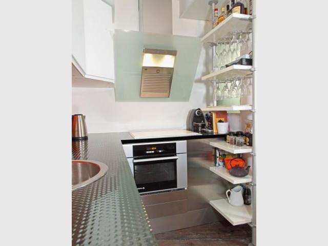 Cuisine - Après - Mini-loft