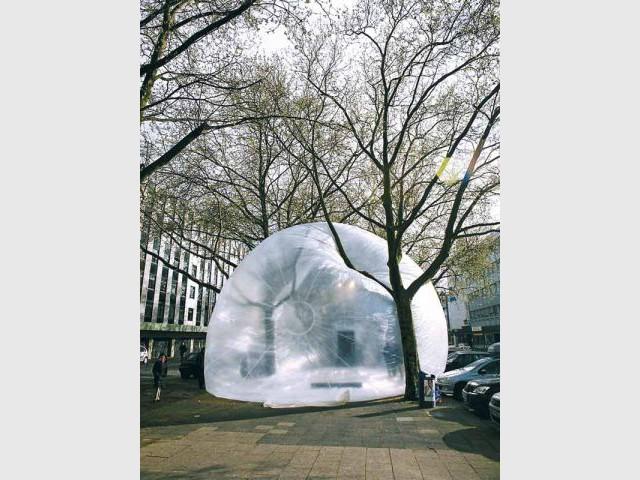 La bulle - Urbanités inattendues