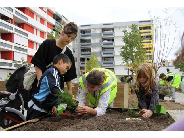 Jardin DeMain - Urbanités inattendues
