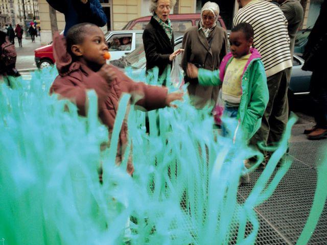 Herbes folles - Urbanités inattendues