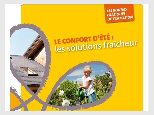 Brochure confort d'été